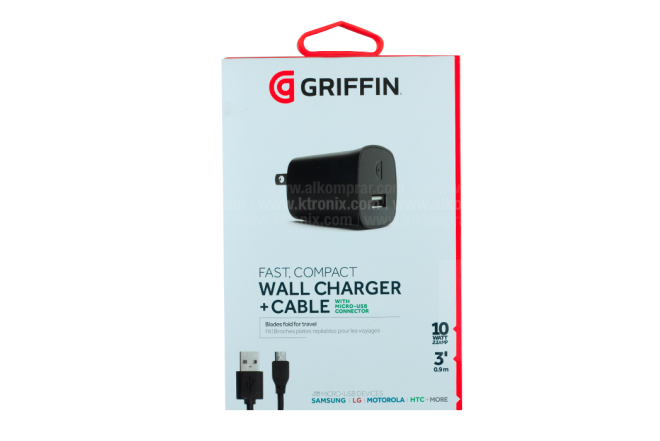 Cargador GRIFFIN Power Block Mobile 10 w