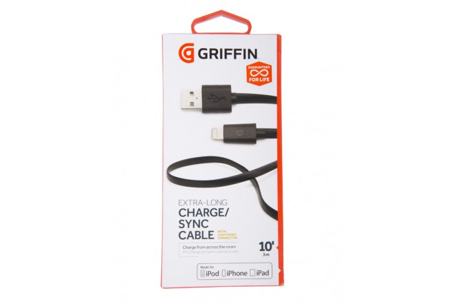 Cable GRIFFIN - USB / Lighting - 3M
