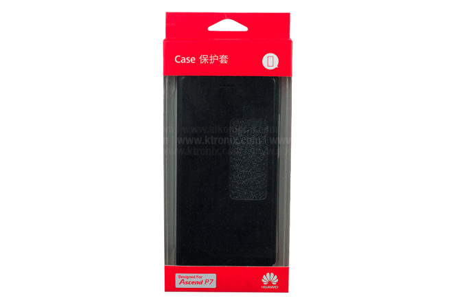 Sview HUAWEI Cover Ascend P7 Negro