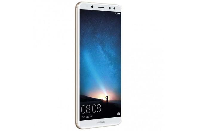 Celular Libre HUAWEI Mate 10 Lite DS Dorado 4G
