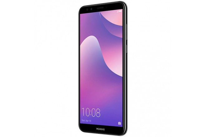 Celular Libre HUAWEI Y7 (2018) Negro DS 4G