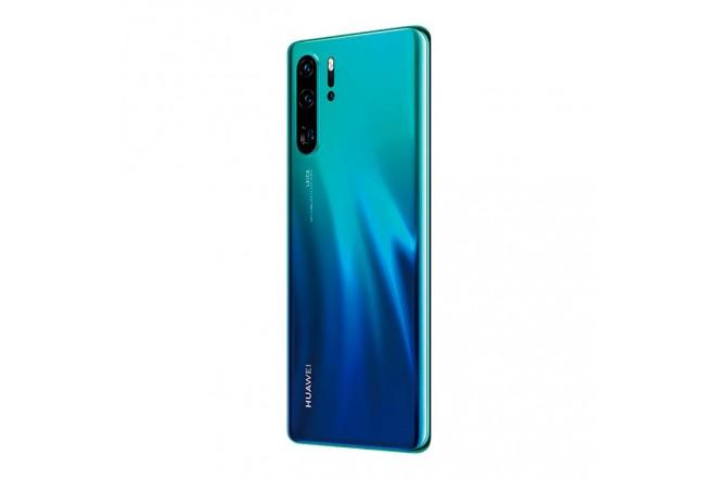 Celular Huawei P30 PRO DS 4G Azul Verde6