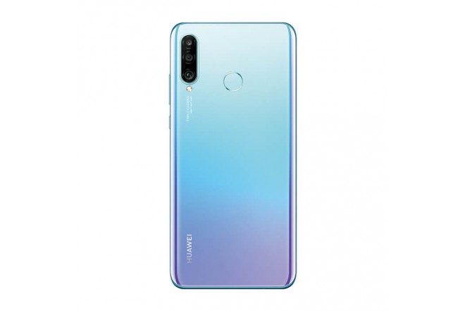 Celular HUAWEI P30 Lite 256G Azul Morado5