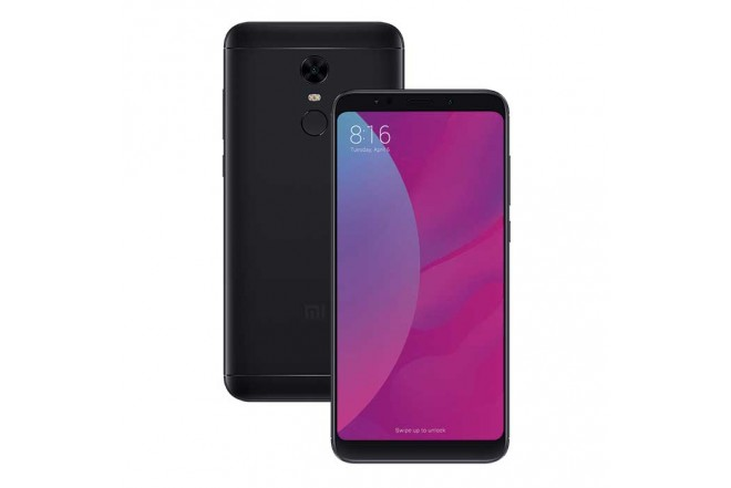 Celular Libre XIAOMI Redmi 5 Plus Negro DS