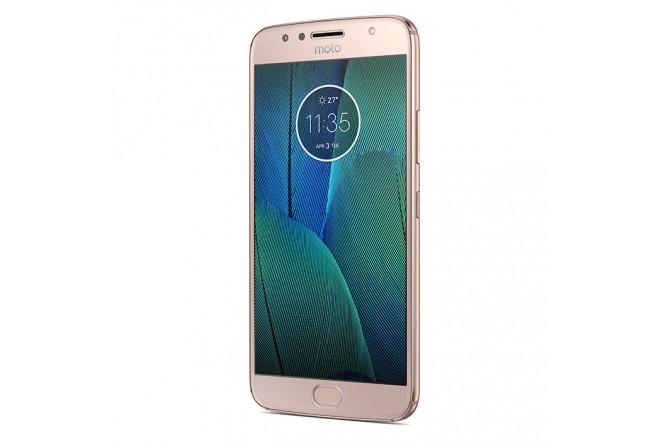 Celular Libre MOTOROLA Moto G5S Plus DS Dorado 4G