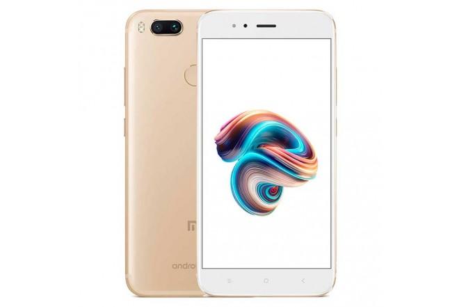 Celular Libre XIAOMI Mi A1 DS Dorado 4G
