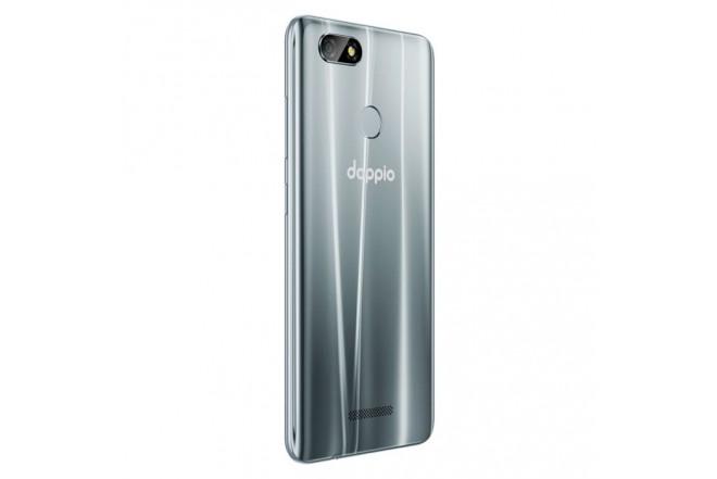 Celular Libre DOPPIO Visione DS 4G Gris