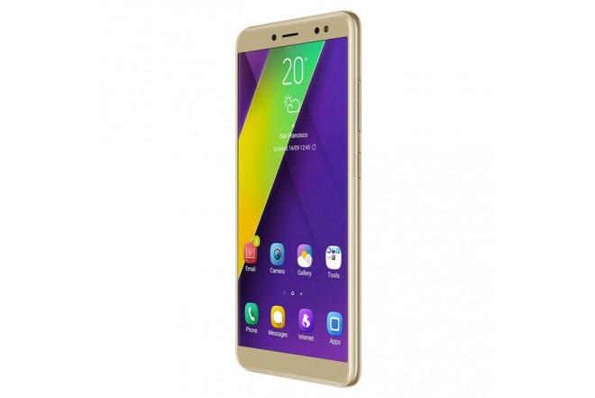 Celular Libre DOPPIO Visione DS 4G Dorado
