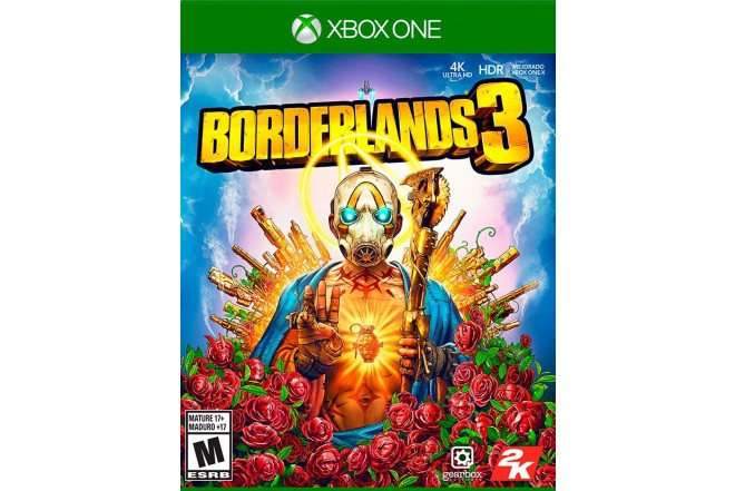 Jgo Xbox One Borderlands 3 1