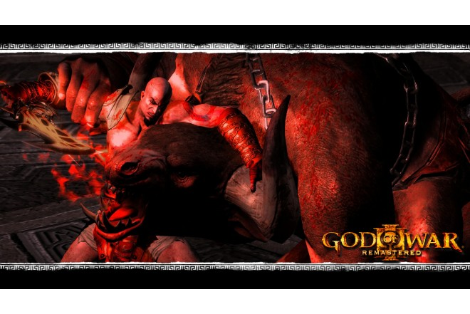 Juego PS4 God Of War 3 Remastered Hits 6