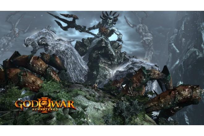 Juego PS4 God Of War 3 Remastered Hits 7