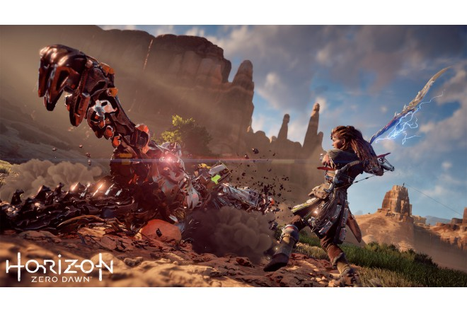 Juego PS4 Horizon Zero Dawn CE Hits 3