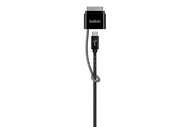 Cable BELKIN USB/ MicroUSB/30Pin