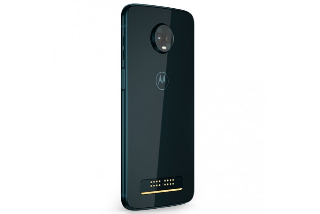 Celular Libre MOTOROLA Z3 Play Azul indigo DS 4G