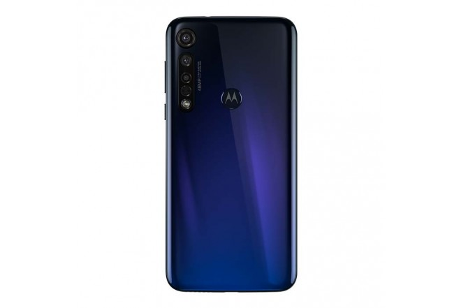 Celular MOTOROLA G8 Plus 64GB Azul6