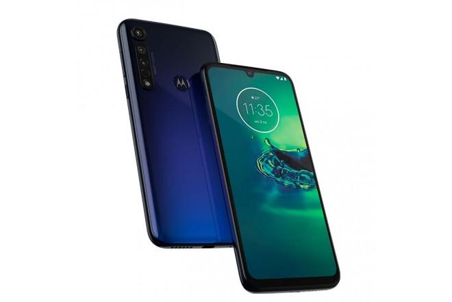 Celular MOTOROLA G8 Plus 64GB Azul4