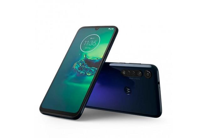 Celular MOTOROLA G8 Plus 64GB Azul5