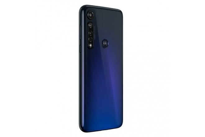 Celular MOTOROLA G8 Plus 64GB Azul8