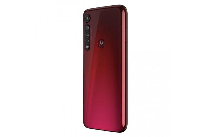 Celular MOTOROLA G8 Plus 64GB Rojo7