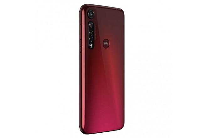 Celular MOTOROLA G8 Plus 64GB Rojo6