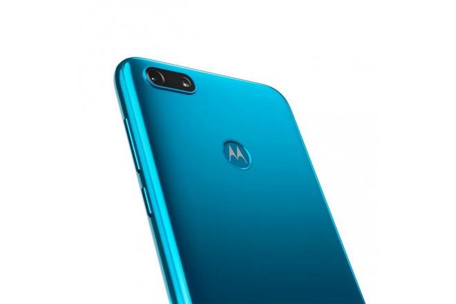 Celular MOTOROLA E6 Play 32GB Azul13
