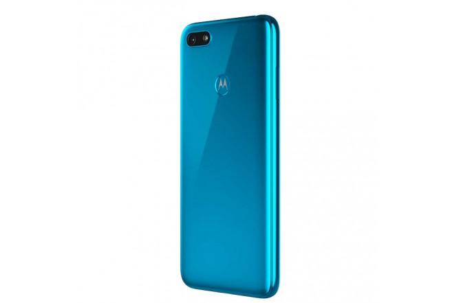 Celular MOTOROLA E6 Play 32GB Azul6