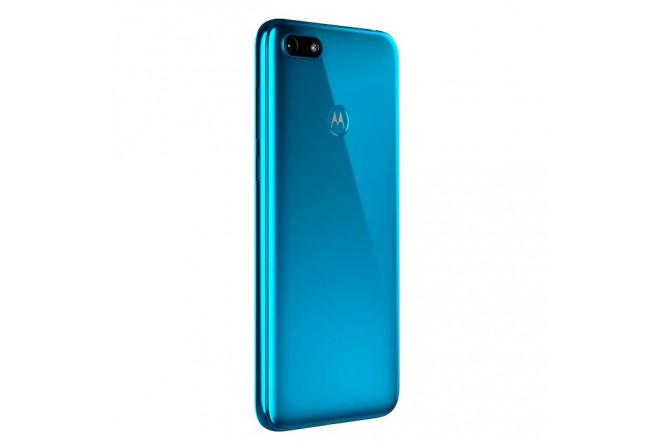 Celular MOTOROLA E6 Play 32GB Azul5