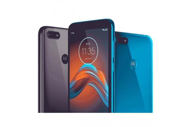 Celular MOTOROLA E6 Play 32GB Azul21