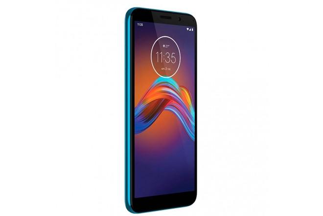 Celular MOTOROLA E6 Play 32GB Azul3