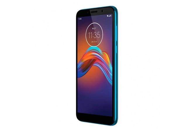 Celular MOTOROLA E6 Play 32GB Azul2