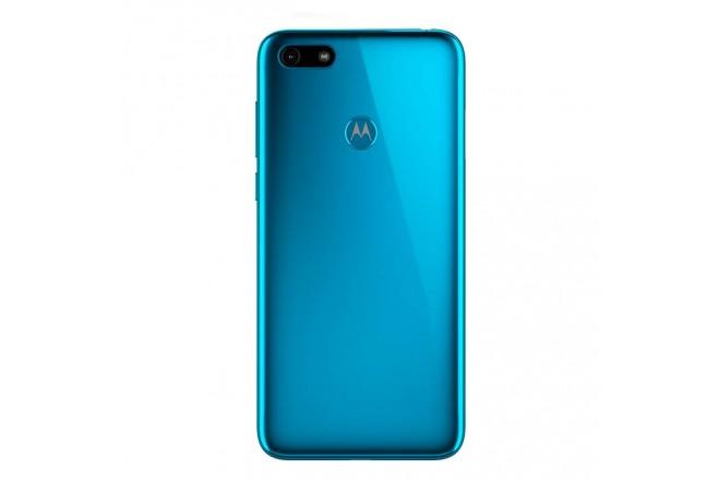 Celular MOTOROLA E6 Play 32GB Azul4