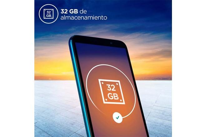 Celular MOTOROLA E6 Play 32GB Azul15