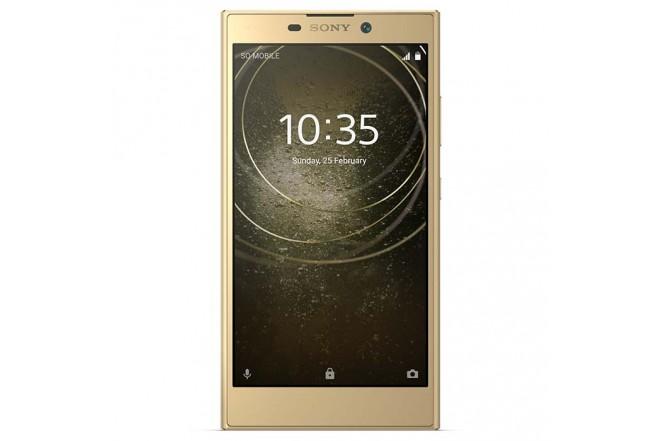 Celular Libre SONY Xperia L2 Dorado SS 4G