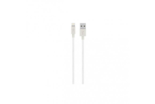 Cable BELKIN USB/Lightning 1,2M Blanco Premium