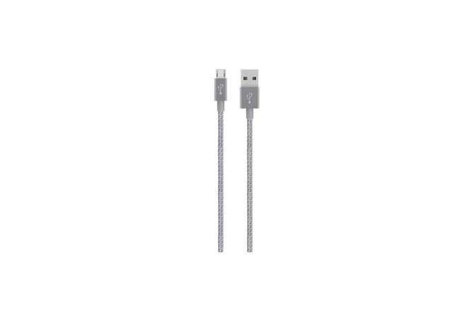 Cable BELKIN USB/Lightning 1,2M Gris Premium