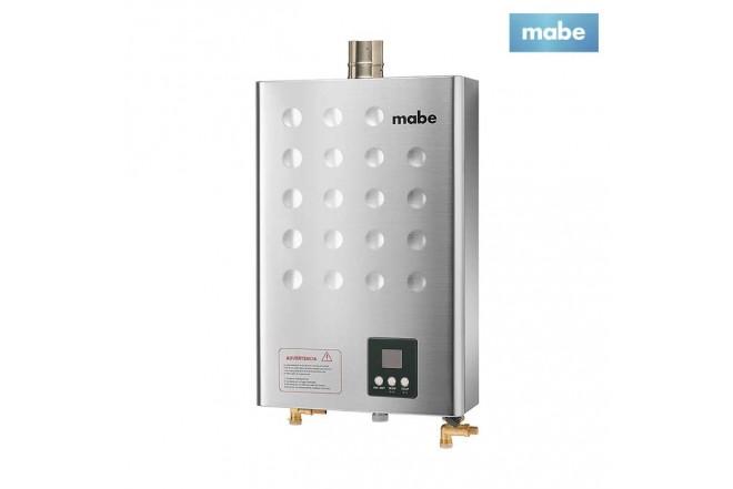 Calentador MABE de Tiro Forzado 16L CPGM1630BN Gris
