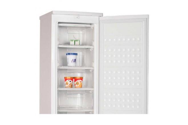 Congelador Vertical MABE 208Lt ALASKS0 Gris2