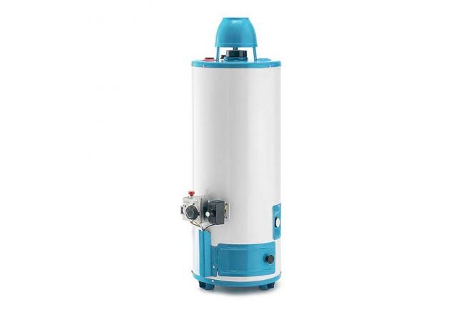 Calentador MABE de Acumulación de 10 Galones CAGLM1005AN1 Blanco 1