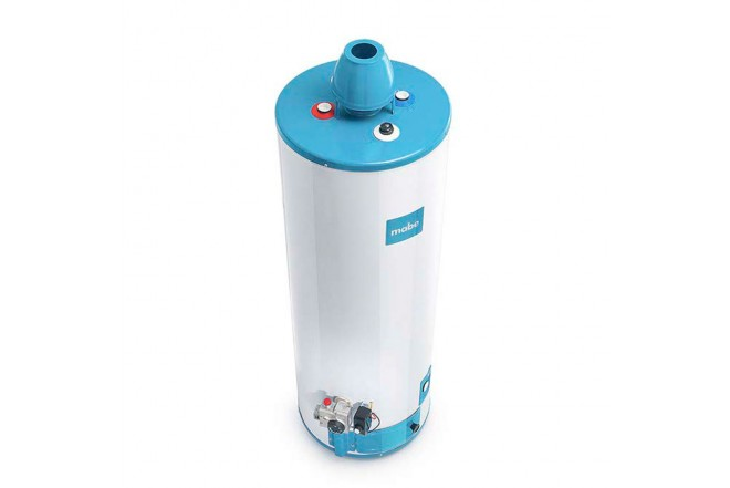 Calentador MABE de Acumulación de 30 Galones CAGLM3005AN1 Blanco 2