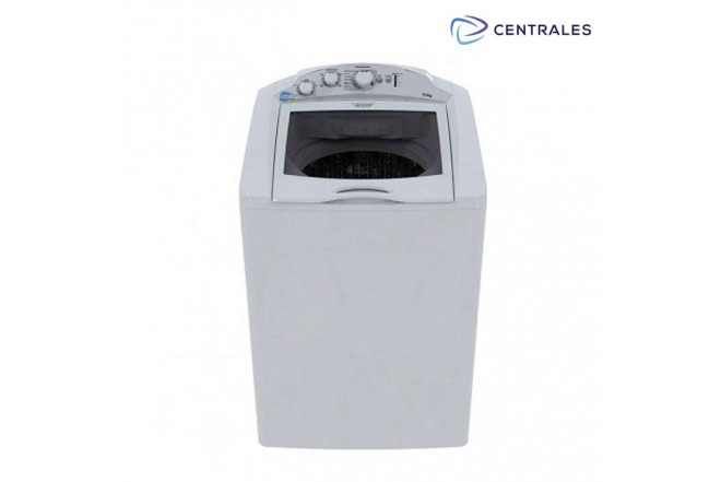 Lavadora CENTRALES Automática de 14Kg LCF14380XBB0 Blanco
