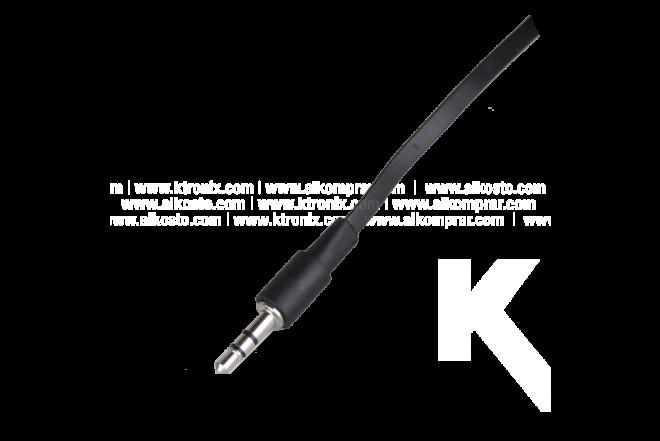 Audífonos KALLEY K-AUON01 Negro