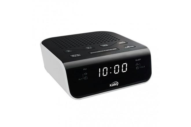 Radio Reloj KALLEY K-RD60