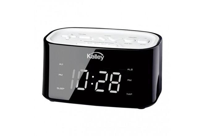 Radio Reloj KALLEY K-RD120