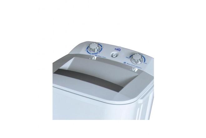 Lavadora Manual KALLEY K-BLV1S06MB01 Blanco2