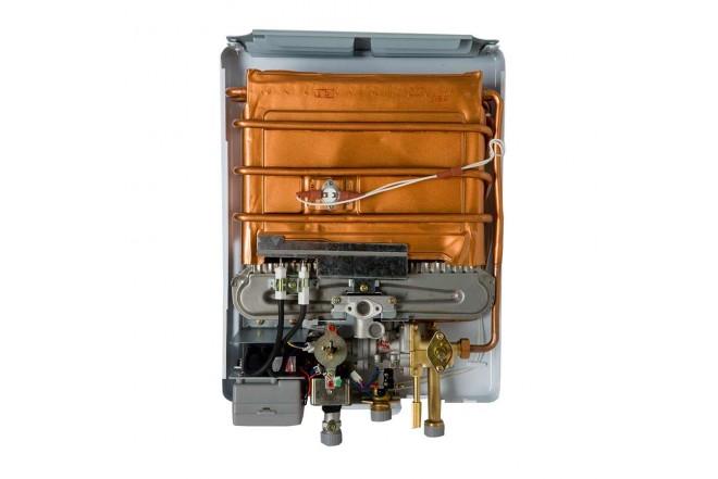 Calentador de Paso HACEB Tiro Natural 5.5 Lt GN Blanco5