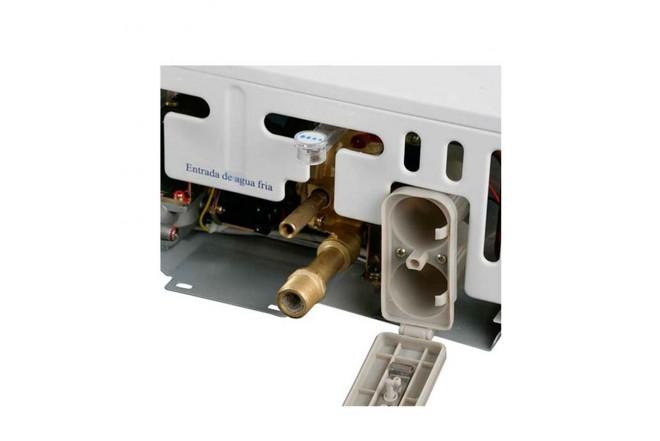 Calentador de paso HACEB Tiro Natural CPG 13 GN Display4