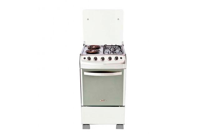 Estufa de Piso HACEB 50-V MIX 2X2 GP 120 Inox1