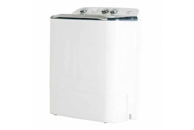 Lavadora HACEB Semi Automática 7Kg AS0700 Blanco2