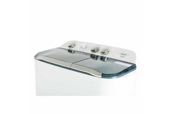 Lavadora HACEB Semi Automática 7Kg AS0700 Blanco5