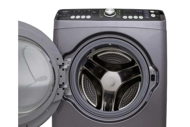 Lavadora Secadora HACEB 15Kg Carga Frontal F1500ZF Gris